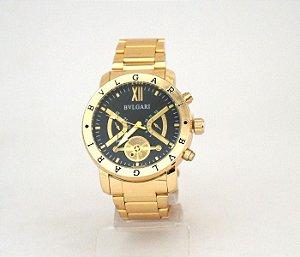 048e0da8381 Relógio Bvlgari Dourado