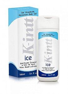 Gel Lubrificante e Refrescante à Base de Água K intt Ice