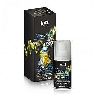 Vibrador Liquido para Sexo Oral Vibration Power Extra Forte Vodka com Energético