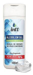 Alcool em gel etílico 70%