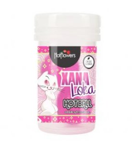 Hot Ball Lubrificante Xana Loka