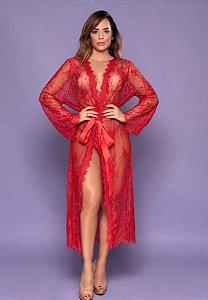 Robe Luxo Vermelho