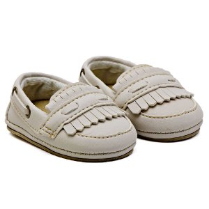 Sapato Feminino Infantil Santa Fé -  Off - White