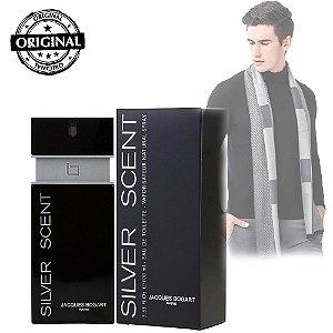 Perfume Silver Scent 100ml (Eau de Toilette) Jacques Bogart - 100% Original