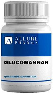 Glucomannan 500mg