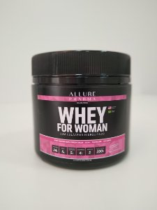 Whey for Woman + Colágeno 200g