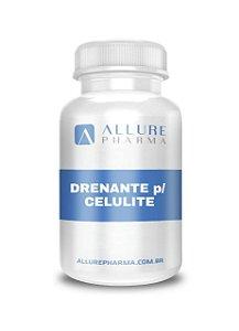Fórmula Drenante para Celulite