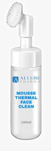 Mousse Thermal Face Clean - Pele normal a seca - 150ml