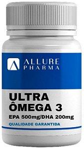 Ultra Ômega 3 1000mg - 240 cápsulas