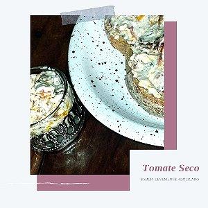 Cream Cheese de Kefir de Leite Sabor Tomate Seco