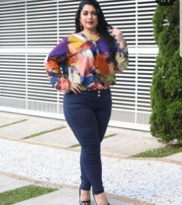 be8c7b4a8 Moda Plus Size - Moça Bonita Fashion