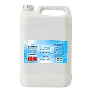 Alcool Gel Antisséptico 70 Inpm Higienizador Galão 5 Litros