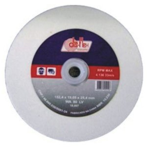 REBOLO VITRIF. 6 X 3/4 GR36 - DISFLEX