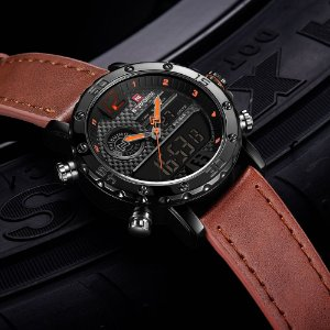 Relógio de Luxo - Naviforce 9134