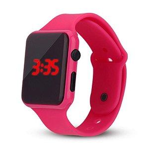 Relógio LED Unissex - TOTALMENTE GRÁTIS!! PAGUE APENAS R$29,99 DO FRETE!