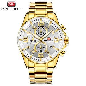 Relógio de Luxo - Mini Focus MF0278G (100% Funcional)