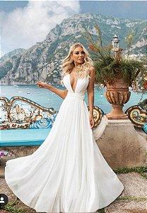 Vestido Blair Branco