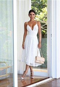 Vestido Débora Off-White