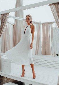 Vestido Kate Off-White