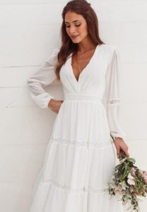 Vestido Manu Off-White