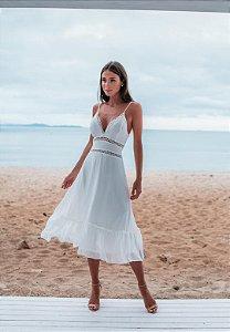 Vestido Cristina Off-White