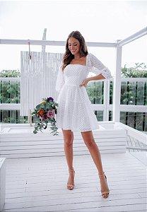 Vestido Titi Off-White