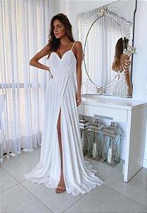Vestido Paty Off-White