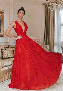 Vestido Blair Vermelho