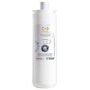 Refil Filtro IBBL C+3 para Purificador de Água