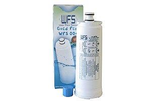 Refil WFS004 Gold Flow para Purificador Masterfrio Róluto Azul 22,5mm