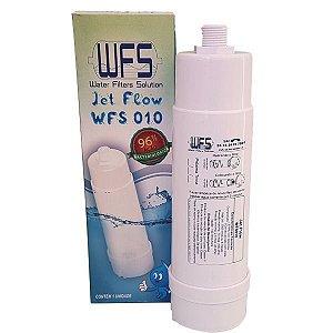 Refil WFS010 Jet Flow - Compatível com Pré-Filtros de 10 Polegadas