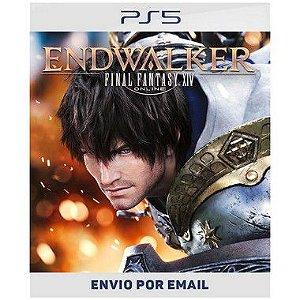 FINAL FANTASY XIV Endwalker - Ps5 & Ps4 Digital