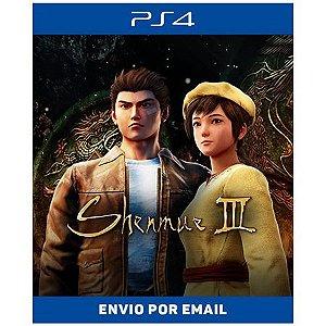 Shenmue III - Ps4 Digital