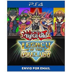 Yu-Gi-Oh! Legacy of the Duelist - Ps4 Digital