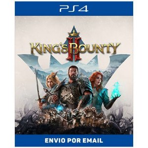 King's Bounty II Day One Edition - Ps4 Digital