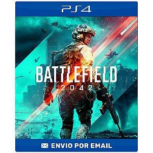 Battlefield  2042 - PS4 Digital