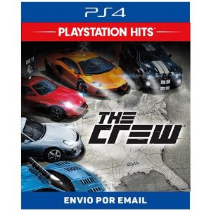 The Crew - Ps4 Digital