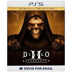 Diablo Prime Evil Collection - Ps5 & Ps4 Digital