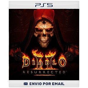 Diablo 2 Resurrected - Ps4 & Ps5 Digital