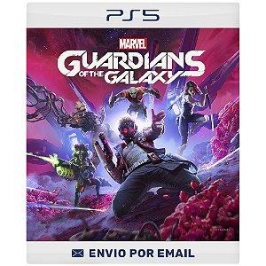 Guardiões da Galáxia da Marvel – PS4 & PS5 Digital