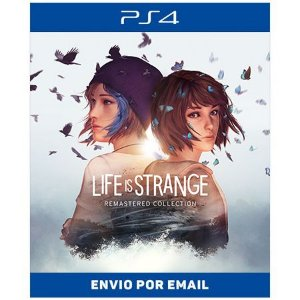 Life is Strange Remastered Collection - Ps4 Digital