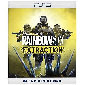 Tom Clancy's Rainbow Six Extraction Ps4 & Ps5 Digital