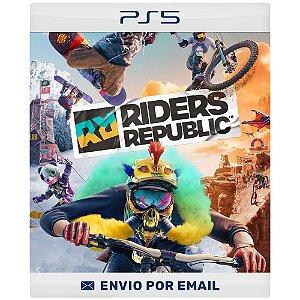 Riders Republic  PS4 & PS5 Digital