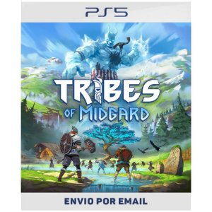Tribes of Midgard - Ps5 & Ps4 Digital
