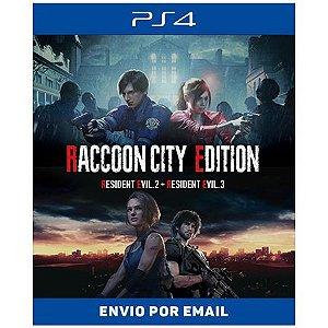 Resident evil RACCOON CITY EDITION - Ps4 Digital