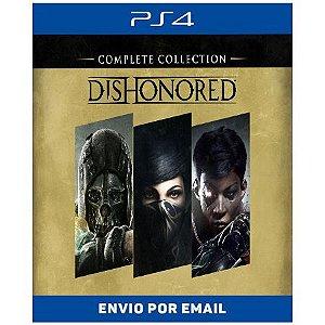 Dishonored Edição Completa - Ps4 Digital