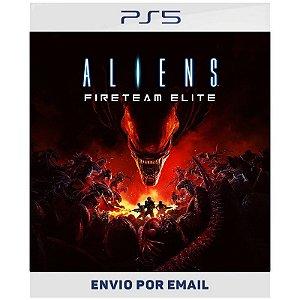 Aliens Fireteam Elite - Ps4 & Ps5 Digital