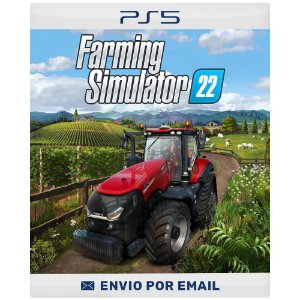 Farming Simulator 22 - Ps4 & Ps5 Digital