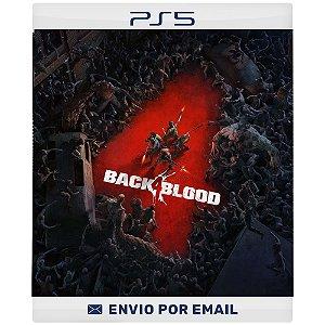 Back 4 Blood: Edição Standard - PS4 & PS5 DIGITAL