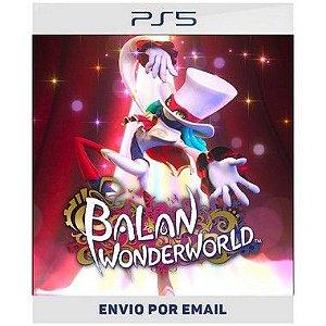 BALAN WONDERWORLD - PS4 & PS5 Digital